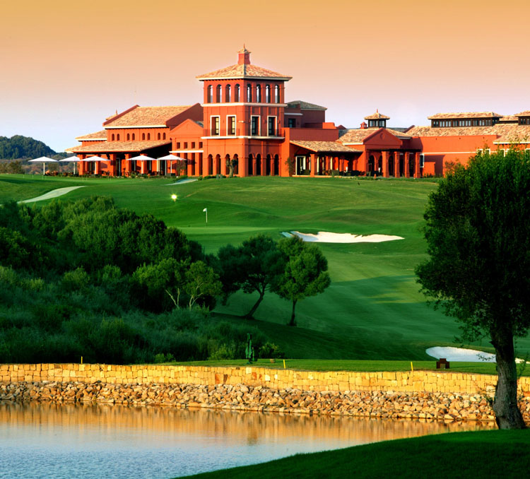 Sotogrande san roque for Arquitecto sotogrande