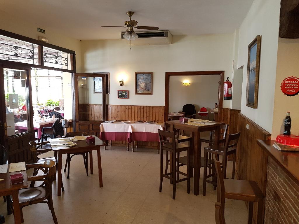 Restaurante Gastrobar La Terraza De Teo San Roque