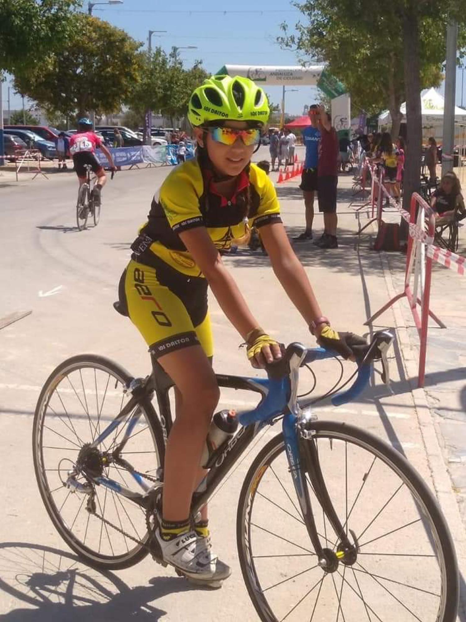 Andalucia Ciclismo Calendario.Buen Debut De La Ciclista Tara Jimenez En Una Prueba Del