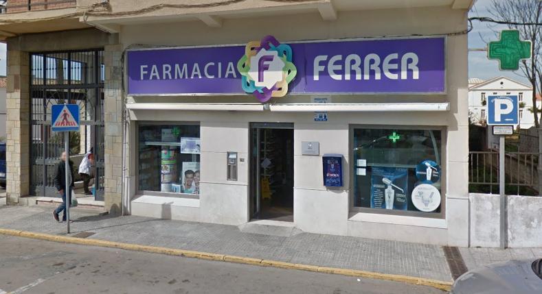 Farmacia Ferrer   San Roque