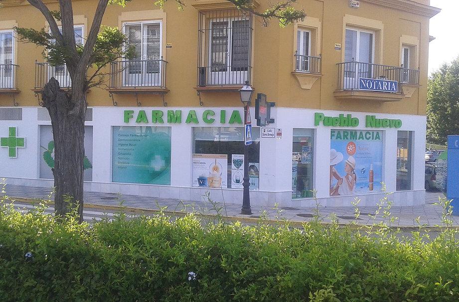 Farmacia Pueblo Nuevo   San Roque